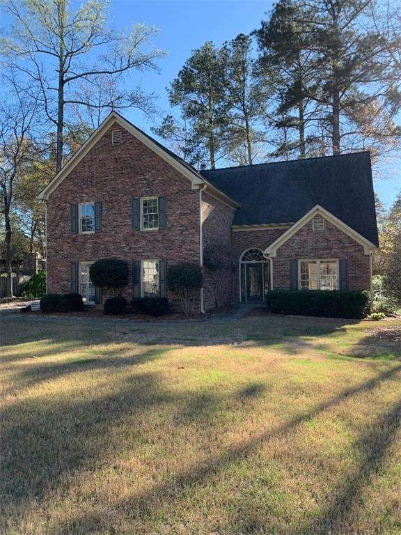 1477 Fenwick Drive SW, Marietta, GA 30064 (MLS #6701780) :: Keller Williams Realty Cityside