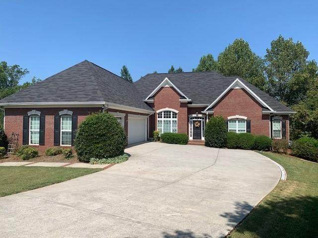 133 Slippery Rock Court, Villa Rica, GA 30180 (MLS #6702822) :: Rich Spaulding