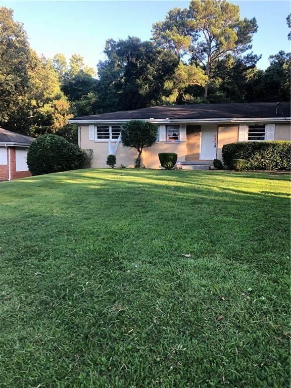 2562 Miriam Lane, Decatur, GA 30032 (MLS #6702859) :: Rock River Realty