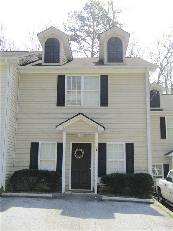 72 Cane Creek Commons, Dahlonega, GA 30533 (MLS #6703178) :: Lakeshore Real Estate Inc.