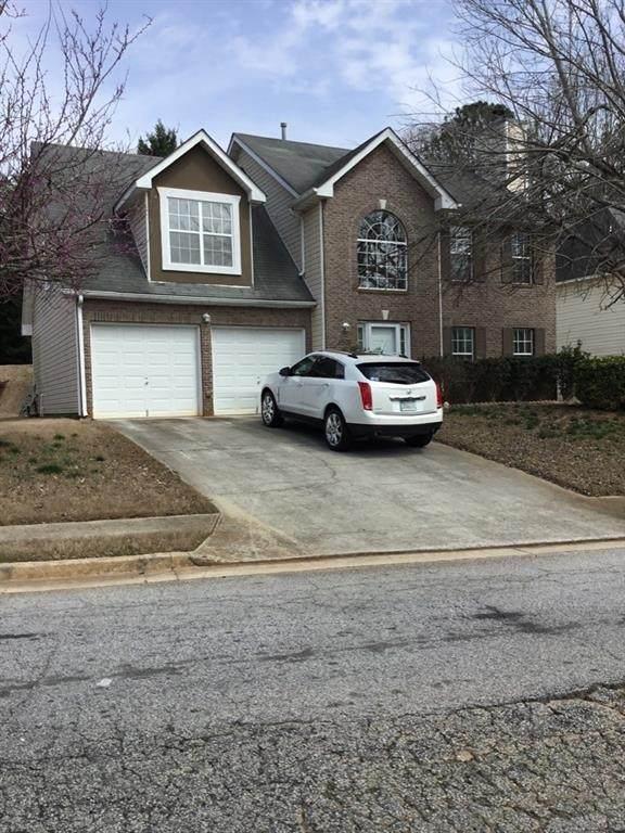 4508 Idlewood Park, Lithonia, GA 30038 (MLS #6703405) :: Kennesaw Life Real Estate