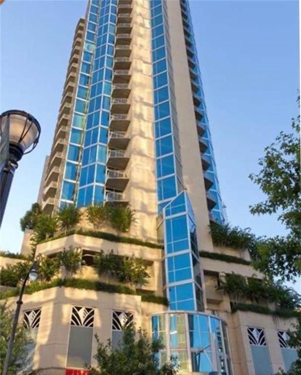 860 Peachtree Street NE #2410, Atlanta, GA 30308 (MLS #6703471) :: The Heyl Group at Keller Williams