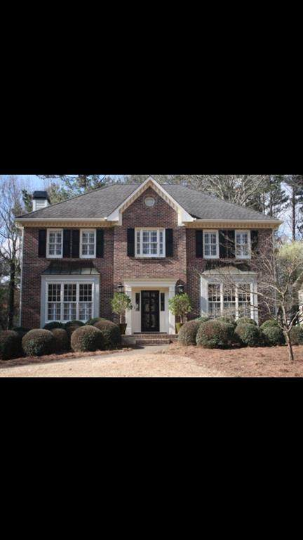 3245 Cobbs Farm Trail NW, Marietta, GA 30064 (MLS #6703551) :: Keller Williams Realty Cityside