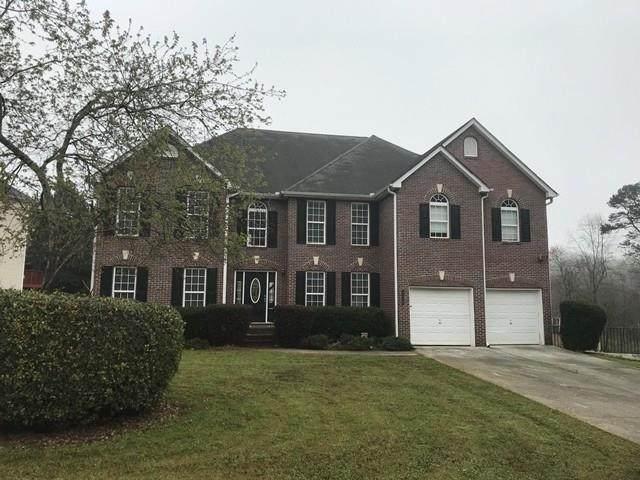 4884 Topsfield Trail, Lithonia, GA 30038 (MLS #6703595) :: Kennesaw Life Real Estate