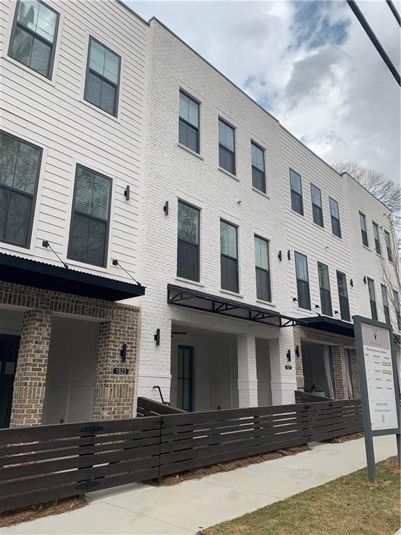1849 La Dawn Lane #9, Atlanta, GA 30318 (MLS #6703629) :: Kennesaw Life Real Estate