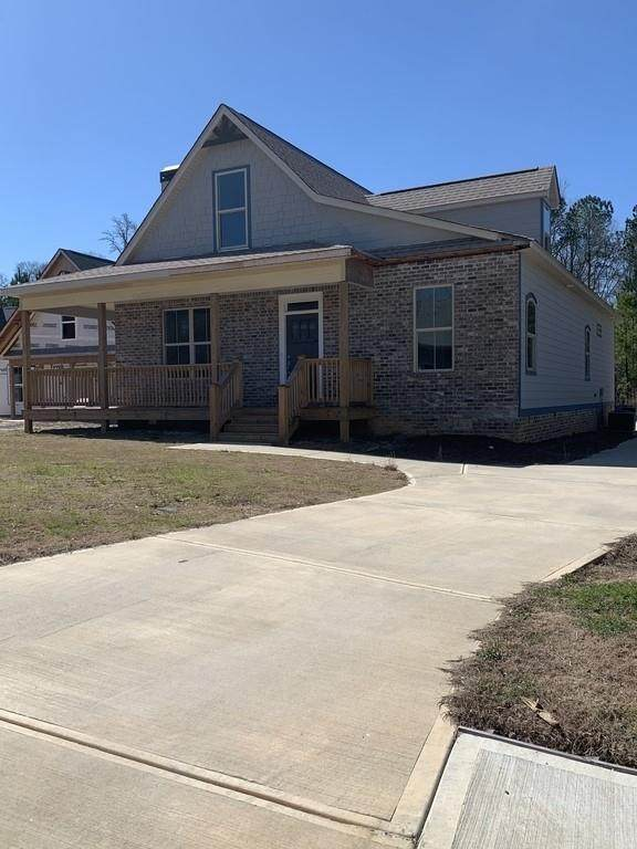 125 Hunts Mill Circle, Griffin, GA 30224 (MLS #6704061) :: Path & Post Real Estate