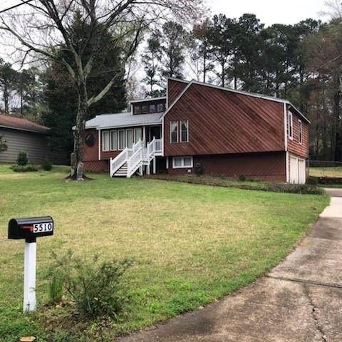 5510 S Brookwood Drive, Acworth, GA 30101 (MLS #6704321) :: Rich Spaulding