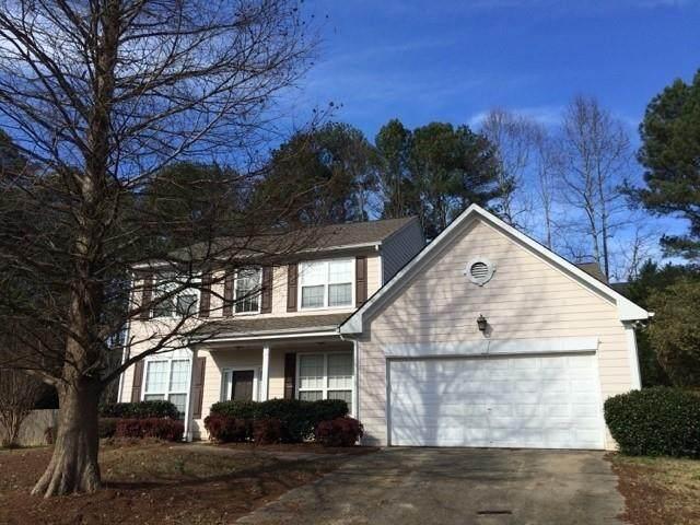 440 Holland Springs Drive, Powder Springs, GA 30127 (MLS #6704350) :: Kennesaw Life Real Estate