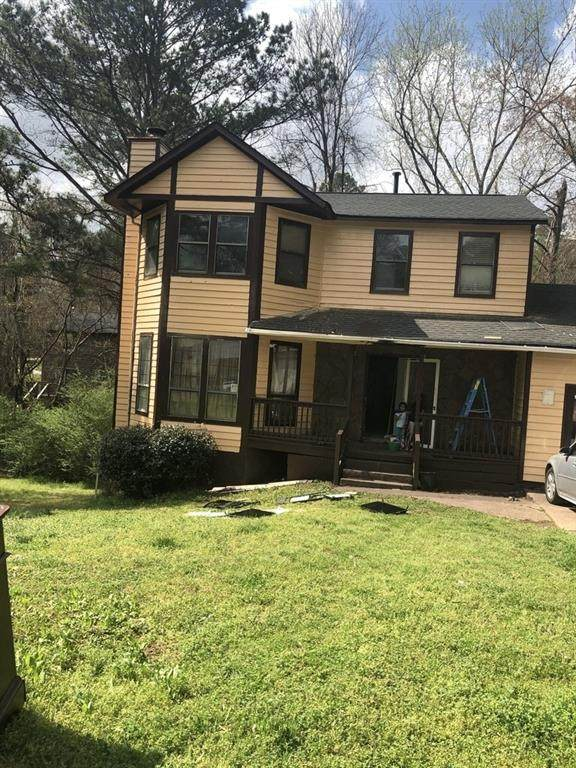 680 Wood Path Court, Stone Mountain, GA 30083 (MLS #6705286) :: Rock River Realty