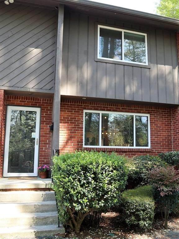 1604 Briarcliff Road NE #1, Atlanta, GA 30306 (MLS #6705324) :: Kennesaw Life Real Estate