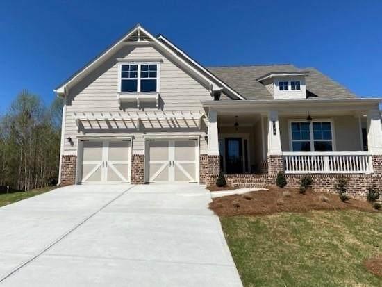 244 Aspen Valley Way, Dallas, GA 30157 (MLS #6705821) :: MyKB Partners, A Real Estate Knowledge Base