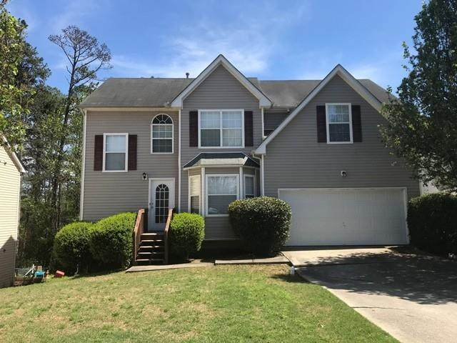 105 Waters Edge Way, Fayetteville, GA 30215 (MLS #6705823) :: The Heyl Group at Keller Williams