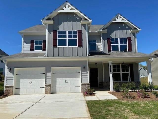 74 Creekford Crossing #55, Dallas, GA 30157 (MLS #6705856) :: MyKB Partners, A Real Estate Knowledge Base