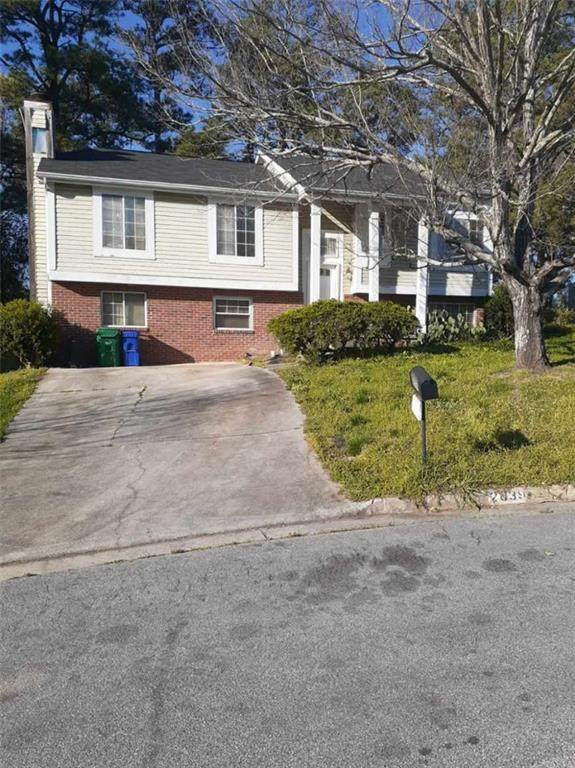 2039 Raintree Place, Lithonia, GA 30058 (MLS #6706109) :: Rock River Realty