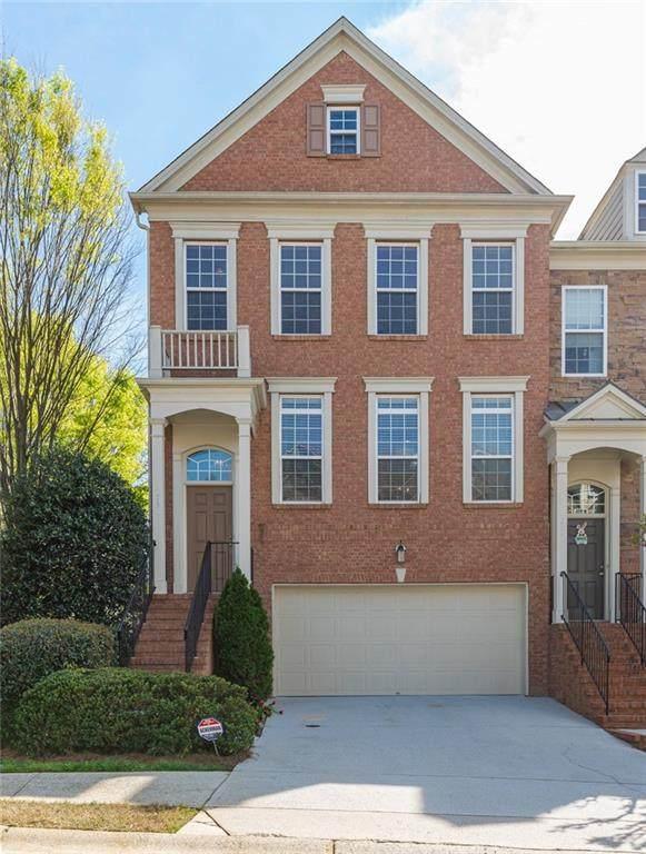 4736 Wehunt Trail SE #21, Smyrna, GA 30082 (MLS #6706199) :: Good Living Real Estate