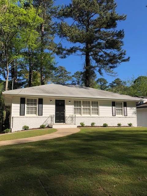 508 Allen Road NE, Atlanta, GA 30324 (MLS #6706216) :: Rich Spaulding