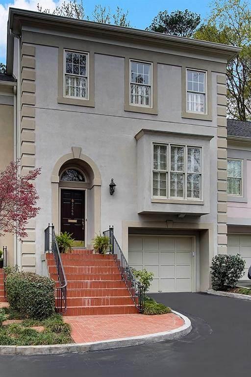 2466 Brookhaven Place, Brookhaven, GA 30319 (MLS #6706516) :: Scott Fine Homes at Keller Williams First Atlanta
