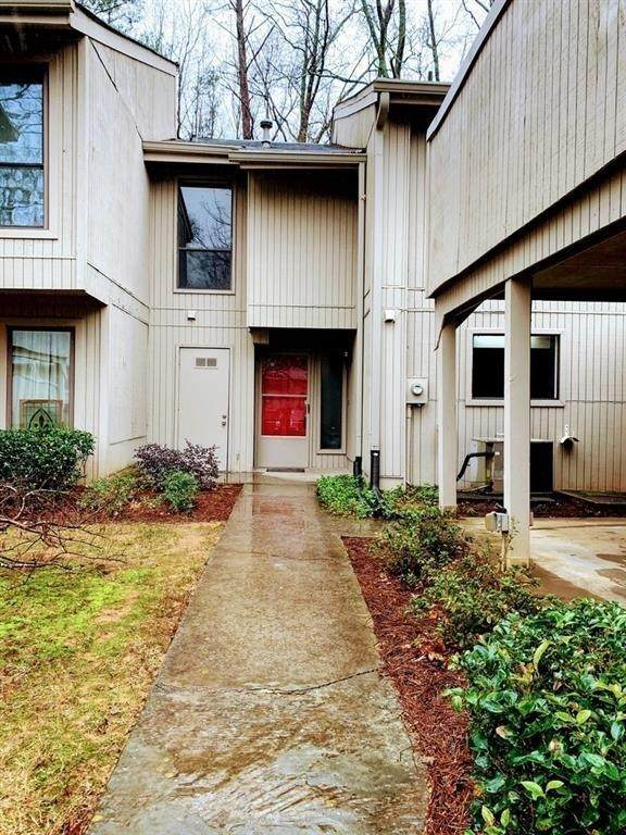 6230 Brookwood Road, Peachtree Corners, GA 30092 (MLS #6707123) :: RE/MAX Paramount Properties