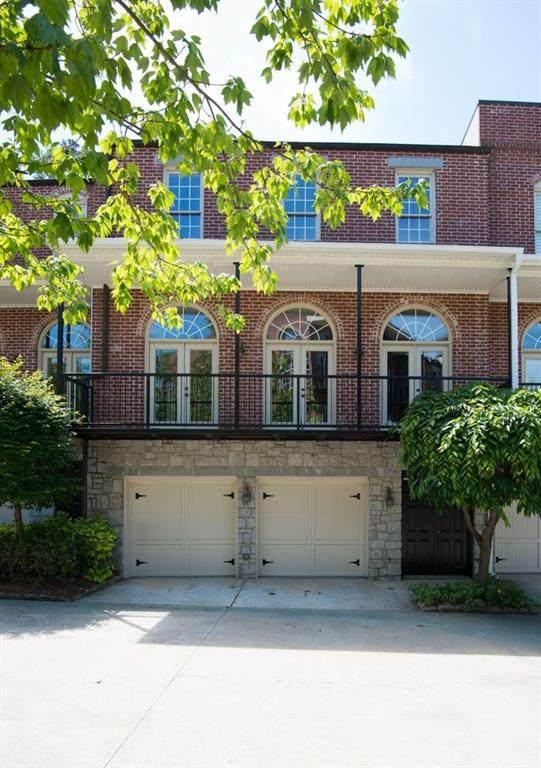 5512 Glenridge Drive G, Atlanta, GA 30342 (MLS #6707509) :: Path & Post Real Estate