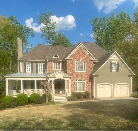 745 Glenleigh Lane, Johns Creek, GA 30097 (MLS #6707705) :: The Butler/Swayne Team