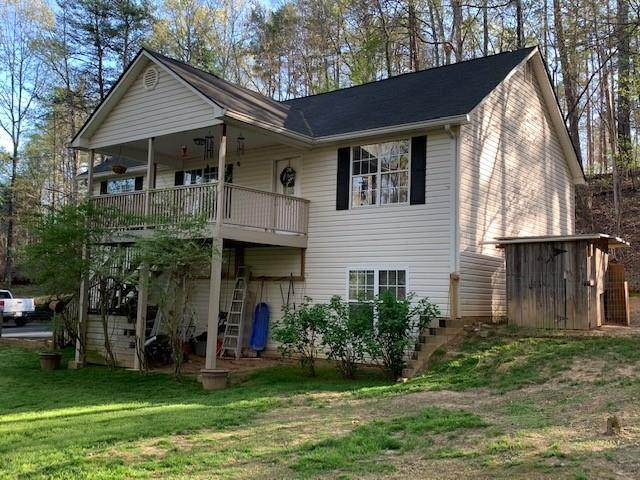 52 Etowah West Drive, Dahlonega, GA 30533 (MLS #6707719) :: The Heyl Group at Keller Williams