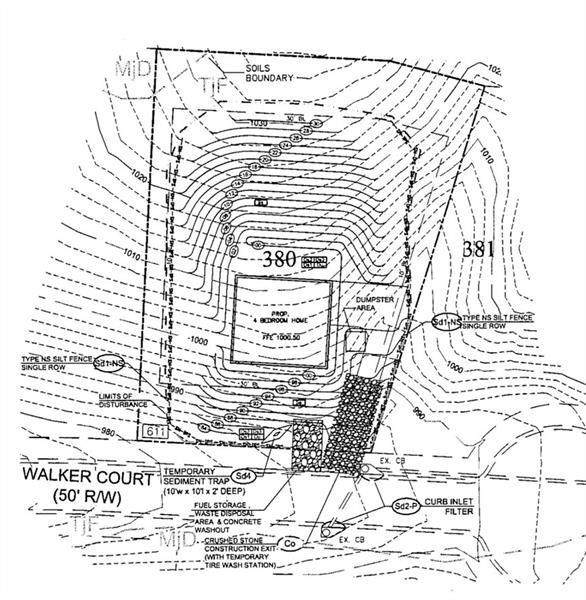 611 Walker Court, Canton, GA 30115 (MLS #6707822) :: The North Georgia Group