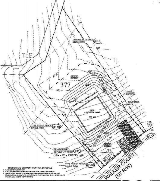 603 Walker Court, Canton, GA 30115 (MLS #6707825) :: The North Georgia Group