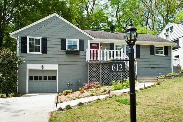 612 Clairmont Circle, Decatur, GA 30033 (MLS #6707847) :: The Zac Team @ RE/MAX Metro Atlanta