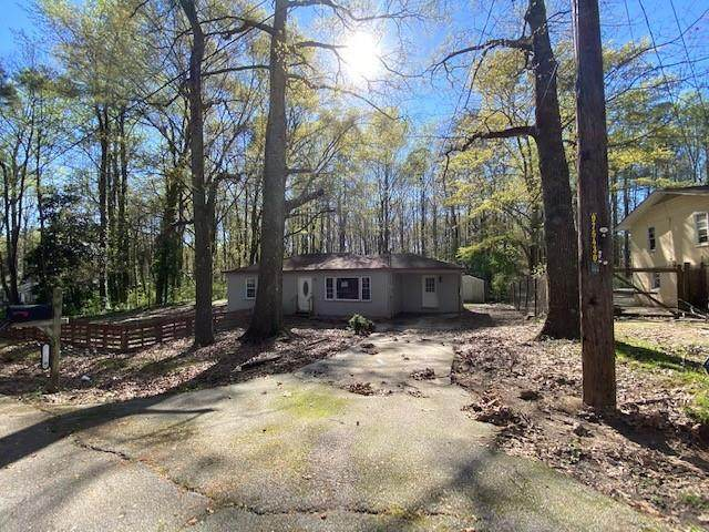 6709 Baker Drive, Lithia Springs, GA 30122 (MLS #6708007) :: Charlie Ballard Real Estate