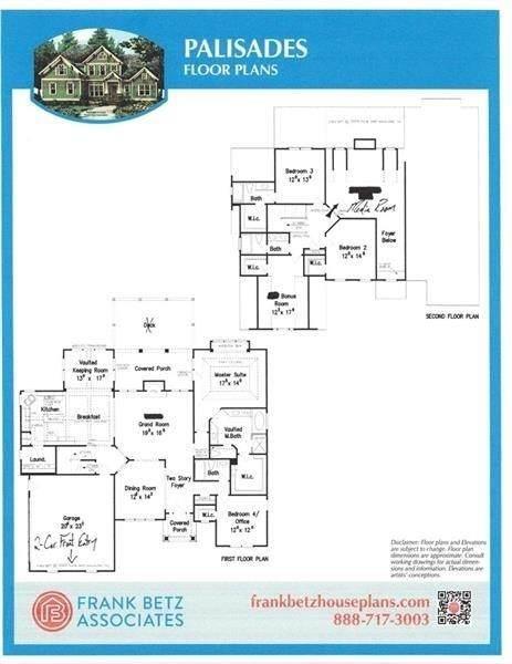 4878 Ward Farm Court, Powder Springs, GA 30127 (MLS #6708213) :: BHGRE Metro Brokers