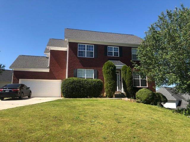 3027 Peace Pipe Way, Douglasville, GA 30135 (MLS #6711488) :: MyKB Partners, A Real Estate Knowledge Base
