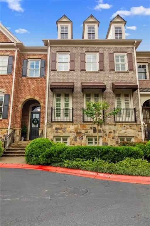 2352 Saint Davids Square NW #3, Kennesaw, GA 30152 (MLS #6714168) :: Kennesaw Life Real Estate