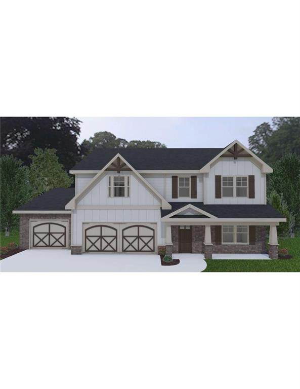 Jefferson, GA 30549 :: AlpharettaZen Expert Home Advisors