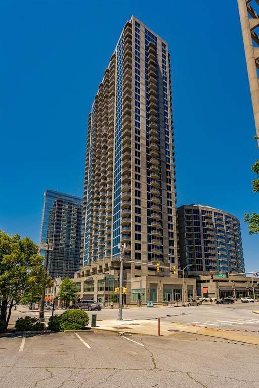 400 W Peachtree Street NW #1303, Atlanta, GA 30308 (MLS #6718382) :: Tonda Booker Real Estate Sales