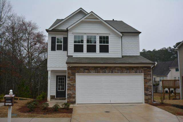 311 Pinewood Drive, Woodstock, GA 30189 (MLS #6718929) :: The Hinsons - Mike Hinson & Harriet Hinson
