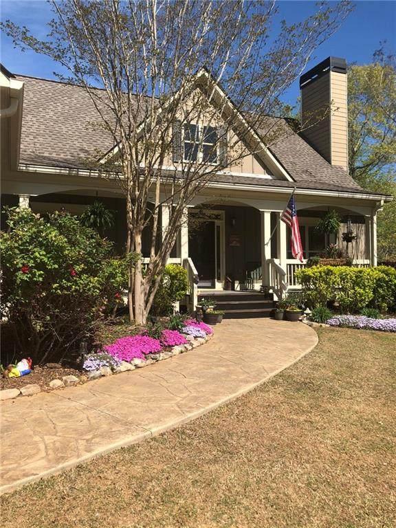 160 Sylvias Way, Jasper, GA 30143 (MLS #6718981) :: RE/MAX Paramount Properties