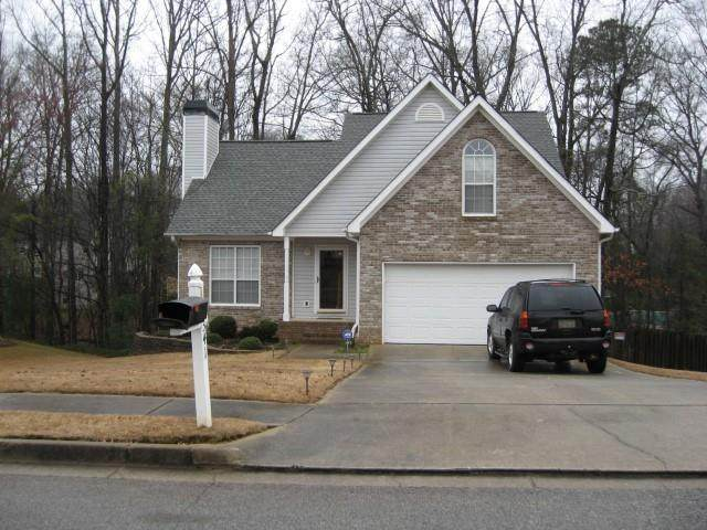 1341 Vine Circle, Mcdonough, GA 30253 (MLS #6719162) :: North Atlanta Home Team