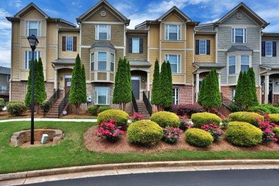 3986 Llewellin Lane SW #26, Smyrna, GA 30082 (MLS #6719269) :: Kennesaw Life Real Estate