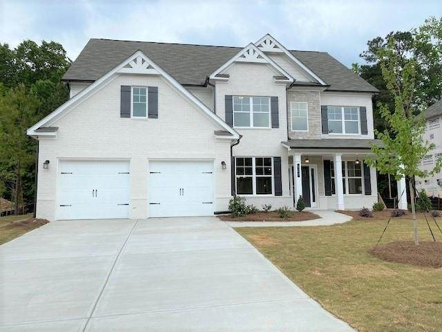 122 Crestbrook Lane, Dallas, GA 30157 (MLS #6720248) :: Thomas Ramon Realty