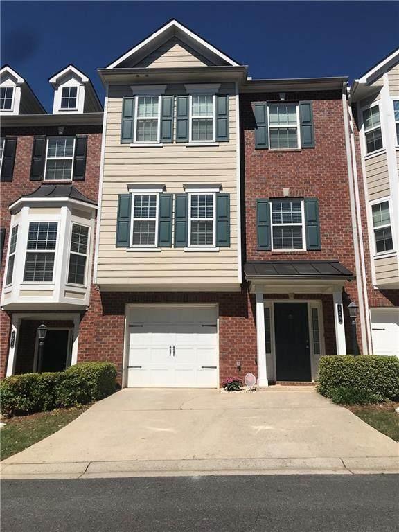 2928 George Busbee Parkway #529, Kennesaw, GA 30144 (MLS #6721286) :: North Atlanta Home Team