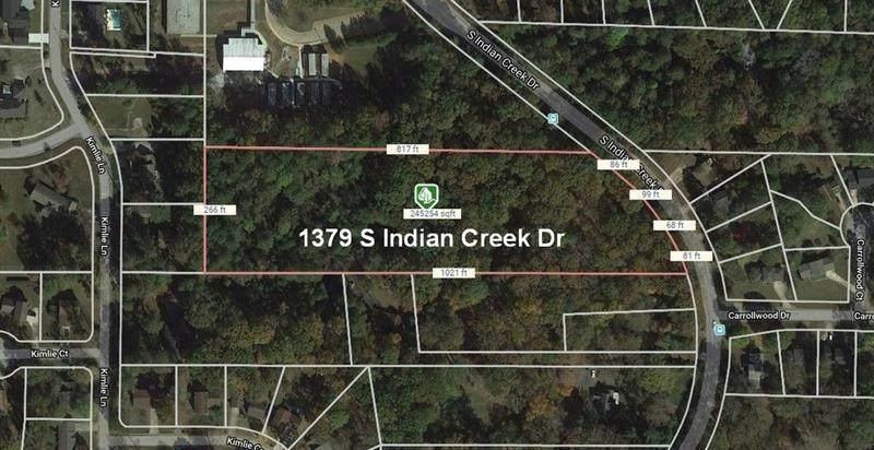 1379 Indian Creek Drive - Photo 1