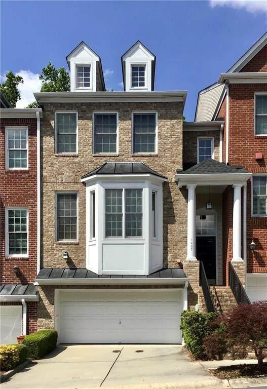 1203 Comet View Trail SE #1, Smyrna, GA 30082 (MLS #6723003) :: Lakeshore Real Estate Inc.