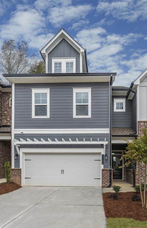 2545 Oakbourne Lane #40, Smyrna, GA 30080 (MLS #6723084) :: North Atlanta Home Team