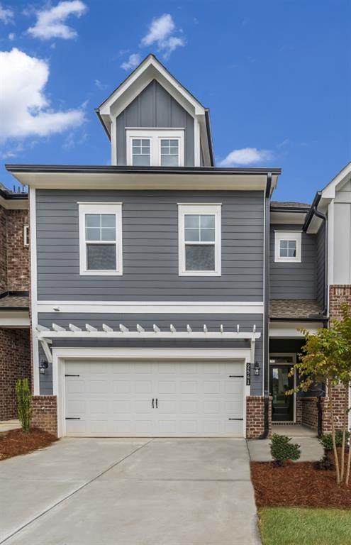 2541 Oakbourne Lane #42, Smyrna, GA 30080 (MLS #6723091) :: North Atlanta Home Team
