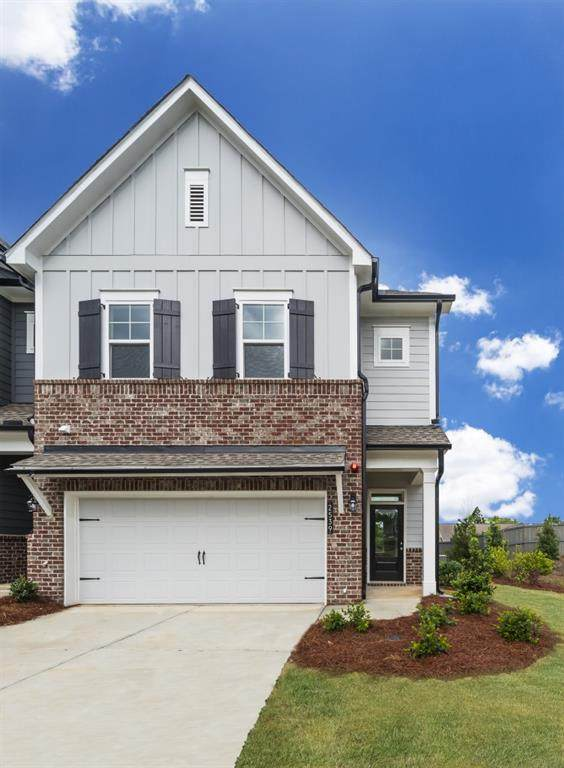2539 Oakbourne Lane #43, Smyrna, GA 30080 (MLS #6723094) :: North Atlanta Home Team