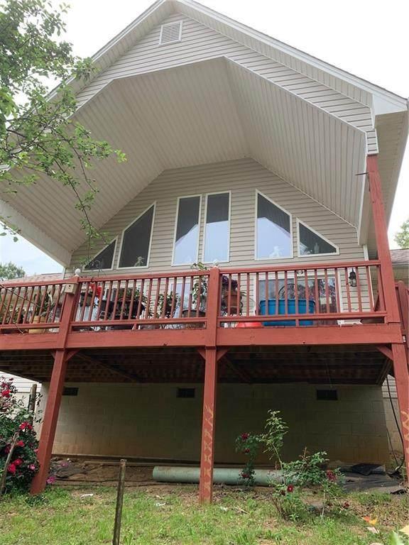 262 Vaughn Dairy Road, Rydal, GA 30171 (MLS #6723124) :: The Heyl Group at Keller Williams