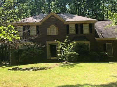 300 Brandon Mill Circle, Fayetteville, GA 30214 (MLS #6723233) :: The North Georgia Group