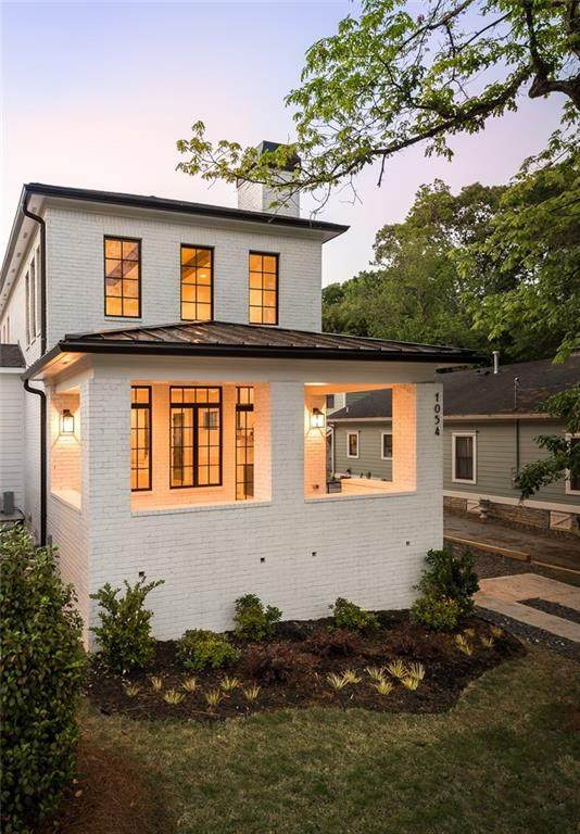 1054 Boulevard Drive NE, Atlanta, GA 30317 (MLS #6724457) :: The Zac Team @ RE/MAX Metro Atlanta