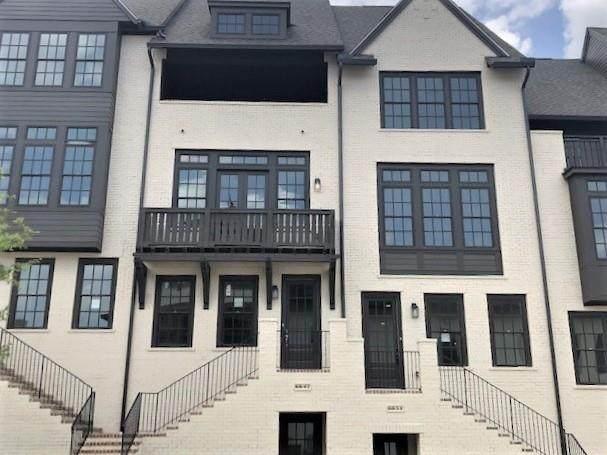 6651 Sterling Drive #657, Sandy Springs, GA 30328 (MLS #6724676) :: Lakeshore Real Estate Inc.