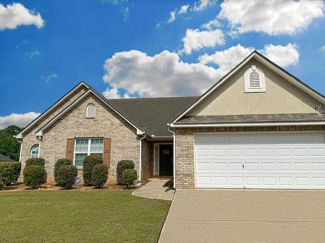 5948 Rex Ridge Court, Rex, GA 30273 (MLS #6724775) :: The North Georgia Group